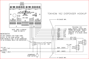 162 Fuel Dispenser Wiring Diagram