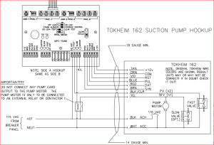 162 Suction pump Wiring Diagram